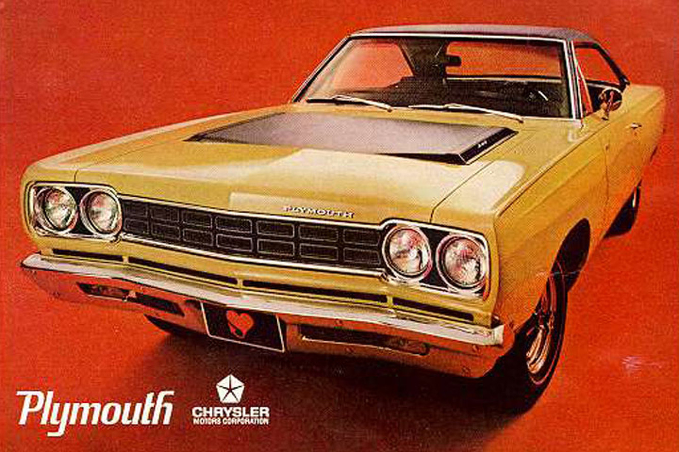 Hey Chrysler, Bring Back the Road Runner