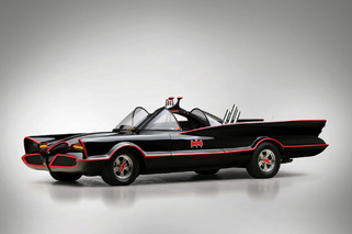 Barrett-Jackson: Batmobile Sells for $4.62M, Sets Auction Record