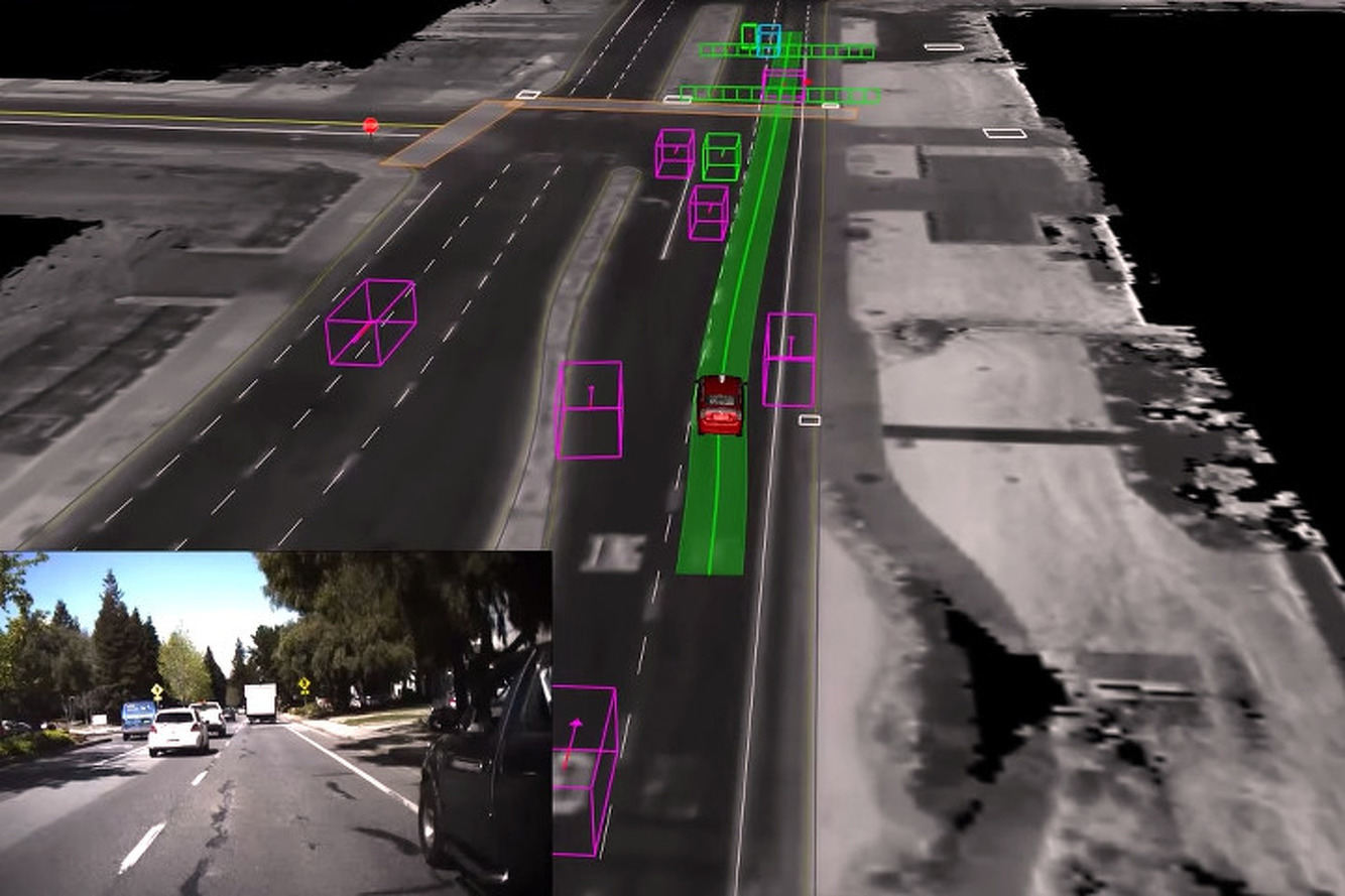 How Google is Improving its Self-Driving Cars [Video]