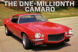 Chevy Camaro Celebrates 3 Million Facebook Fans With Nostalgic Video Homage