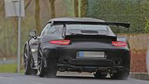 Porsche 911 GT3 RS 4.2 spy photo