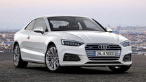 2017 Audi A5 Coupe looks rather stylish in new rendering