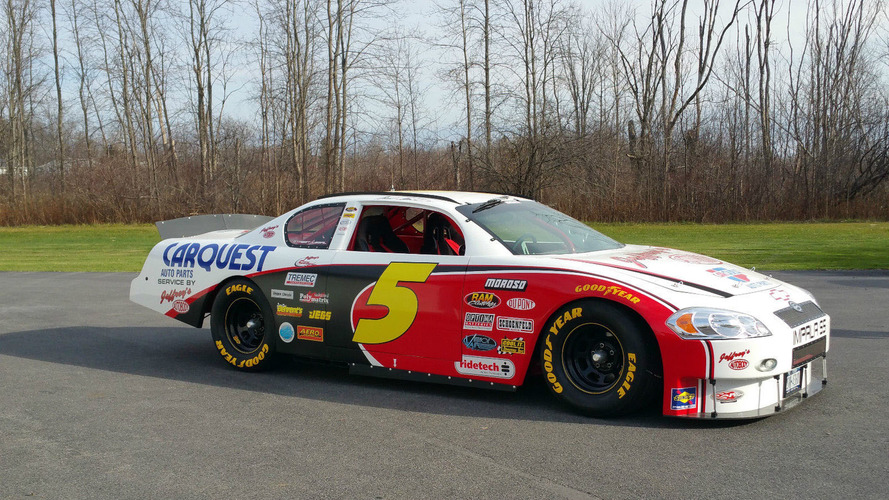 $69k is a small price for your own street-legal NASCAR