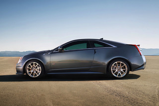 Review: 2012 Cadillac CTS-V Coupe