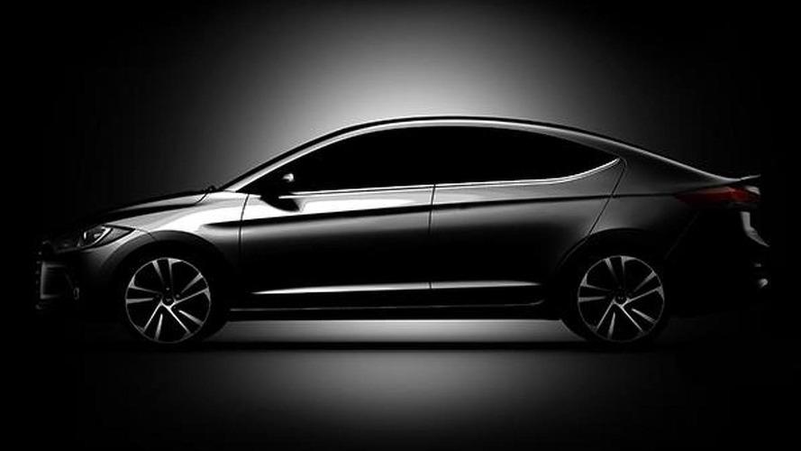 Hyundai drops more teasers of 2016 Elantra (Avante)