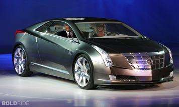 Cadillac Converj Concept