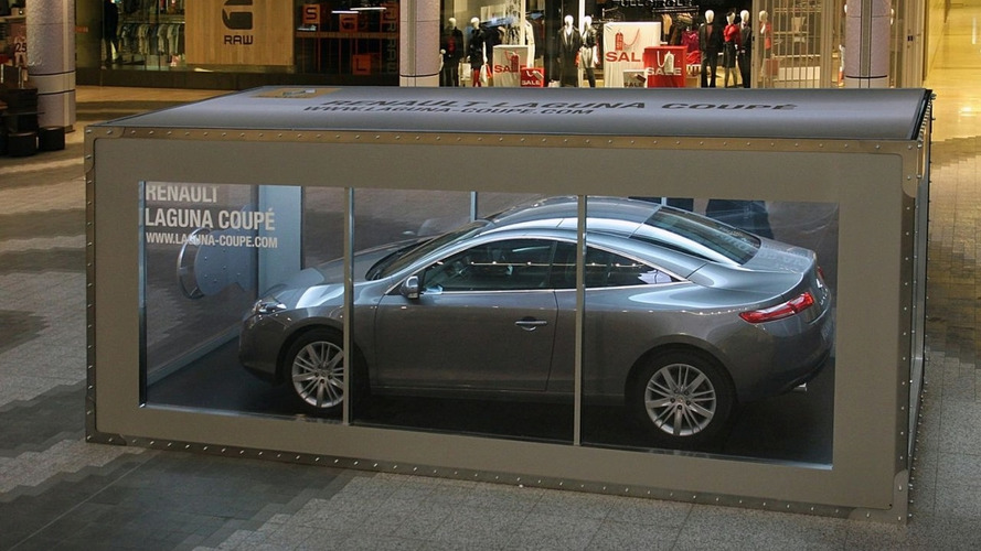 Renault Laguna Coupe Now on Sale (UK)