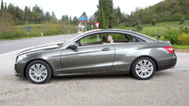 2010 Mercedes E-Class Coupe is based on W204 C-Class Platform