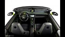 TechArt Porsche 911 with 918 Spyder Look