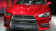 Mitsubishi Prototype X at 2006 NAIAS