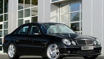BRABUS K8 for the Mercedes E 55 AMG