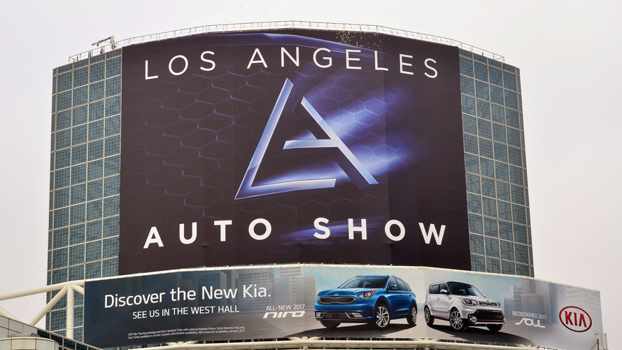 Our favorite 2016 L.A. Auto Show debuts