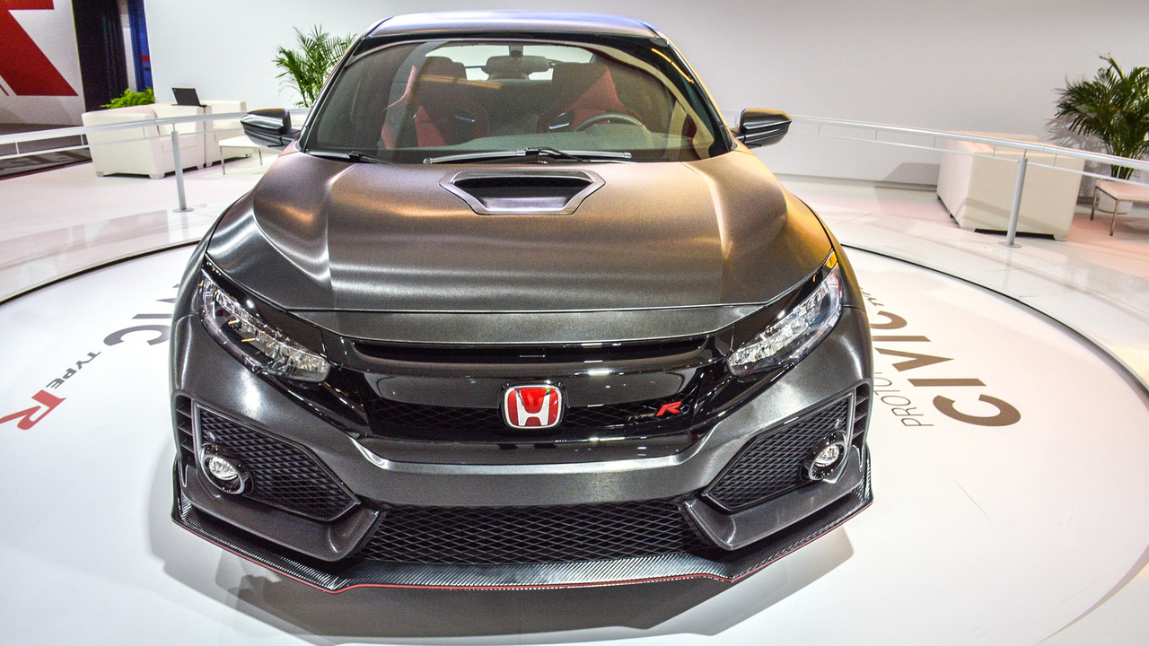 honda civic type r prototype interior revealed in montreal. Black Bedroom Furniture Sets. Home Design Ideas