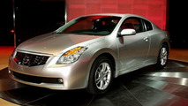 2008 Nissan Altima Coupe at LA Auto Show