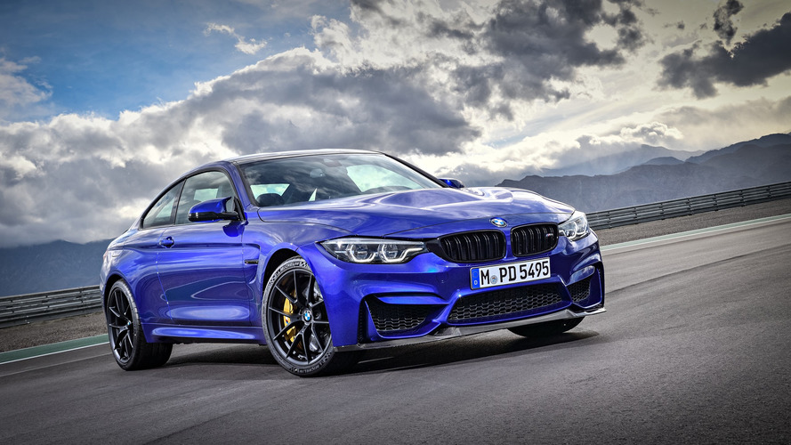 BMW M4 CS Is The Next Best Thing To An M4 GTS