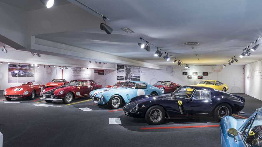 Ferrari Museum Expands, Adds Two New Exhibitions
