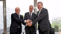 VW signs agreement with Tata to use AMP