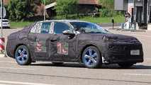 Lynk & Co 03 Spy Photos