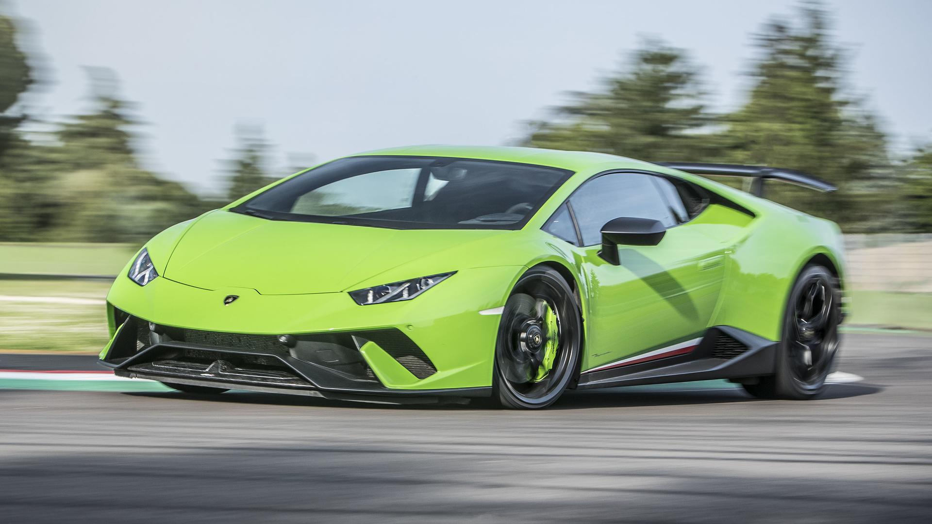 Lamborghini Price 2017 >> 2017 Lamborghini Huracán Performante First Drive: Record-Breaking Ability