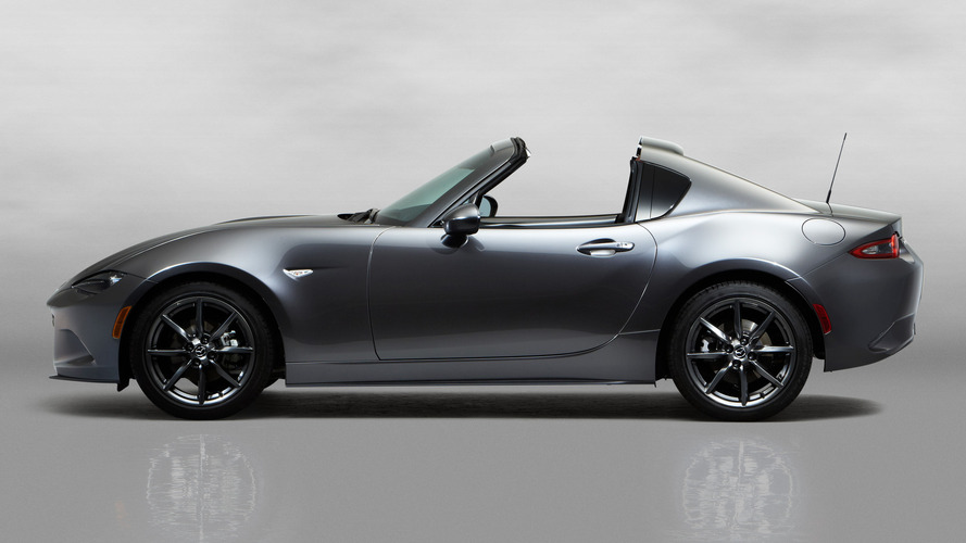 Only 50 Mazda MX-5 RF models for sale in Canada