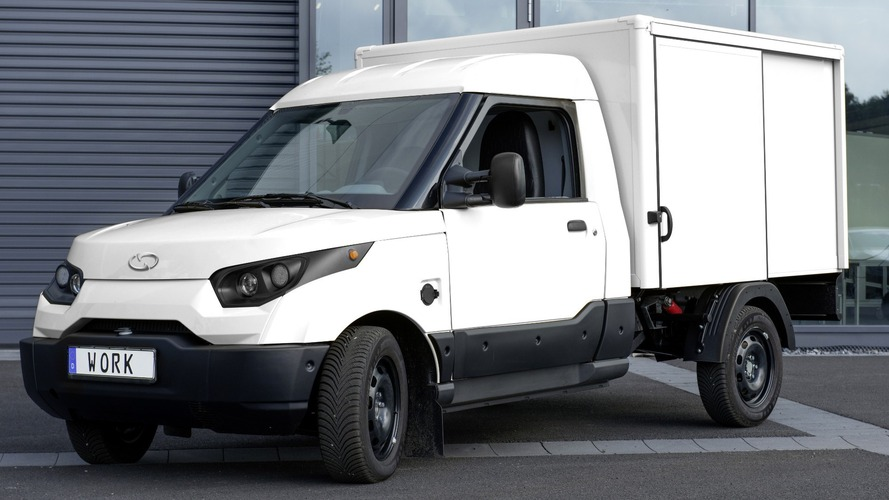 DHL will begin selling Streetscooter EV van in 2017