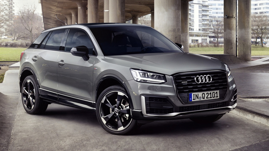 Audi Q2 Edition #1 announced with cosmetic tweaks