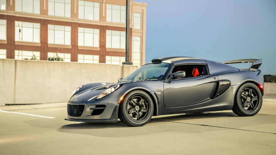 Lotus Exige S 260 eBay find is one of three in North America