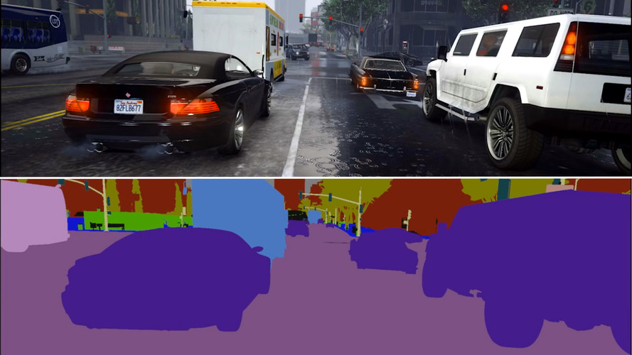 Scientists adapt GTA to teach self-driving cars how to drive