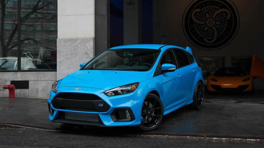 Story of 'lost' Ford Focus RS gets happy ending