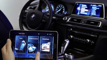 BMW shows off new iDrive & TouchCommand systems, should debut on the 2016 7-Series