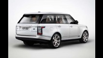 Land Rover revela o Range Rover L - versão alongada do Vogue