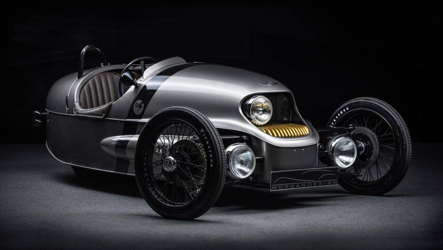 Morgan electrifica su 3 Wheeler