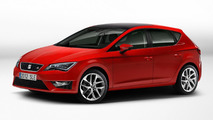 2013 Seat Leon official photos leaked