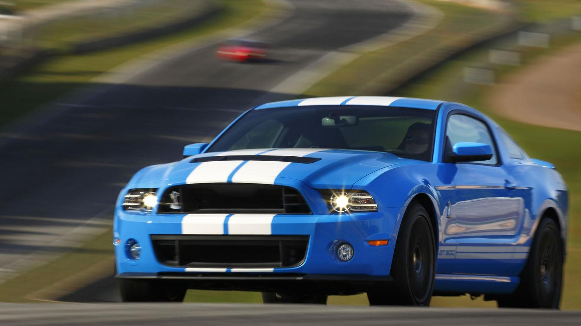 2016 Shelby GT350 to replace the Shelby GT500 report