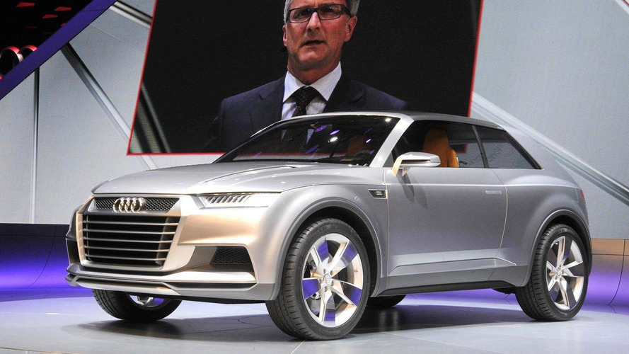 Audi promises greater model differentiation