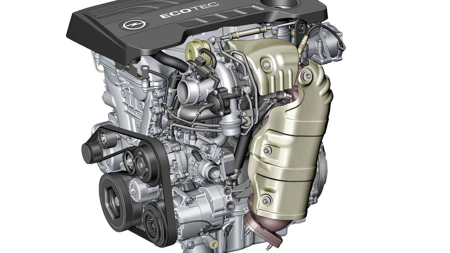 Opel and Vauxhall announce three new engine families