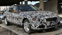 2012 BMW 3 Series full body prototype first spy photos
