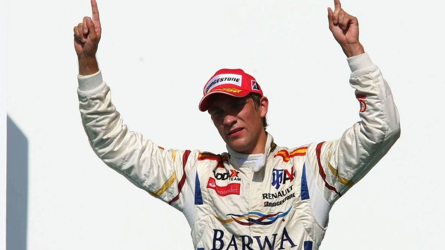 Sauber eyes Russian Petrov for 2010 seat