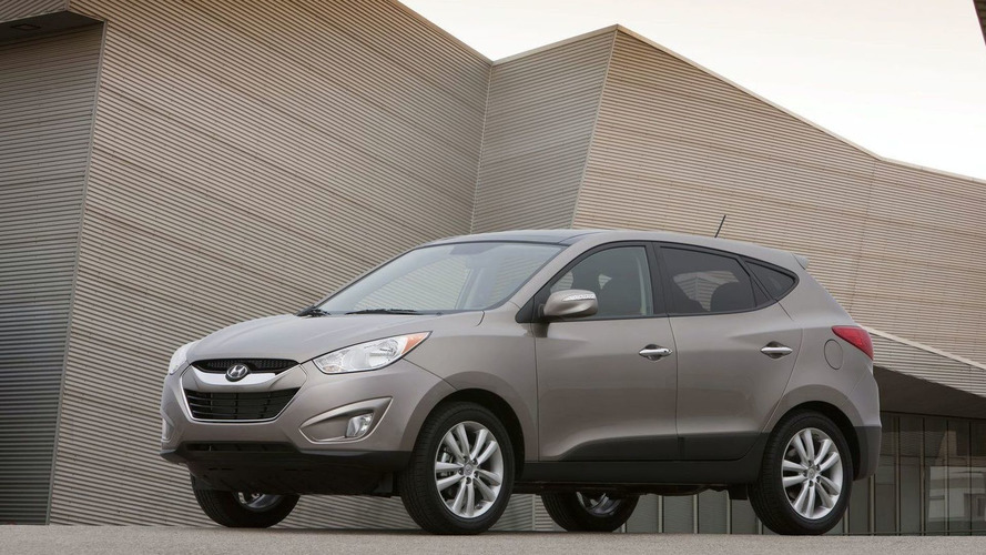 2010 Hyundai Tucson Revealed in L.A.
