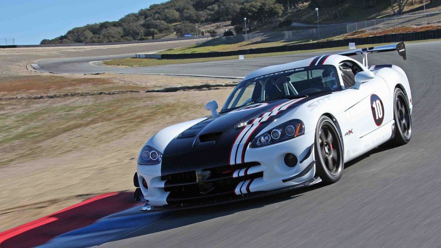 Dodge launches Viper Cup Series following the end of production