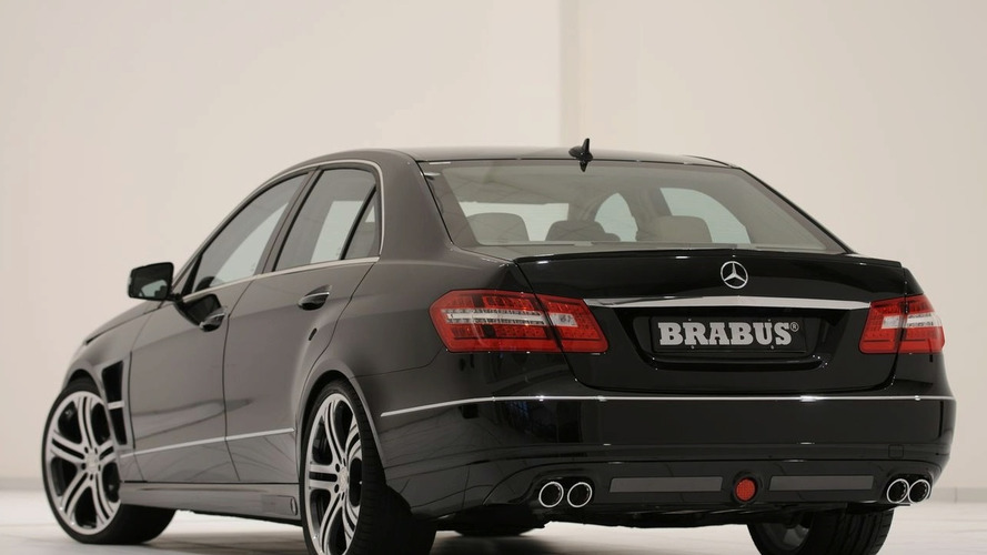 BRABUS W212 E-Class Tuning Program Revealed