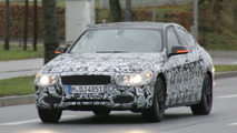 2012 BMW 3-Series interior spied 18.11.2010