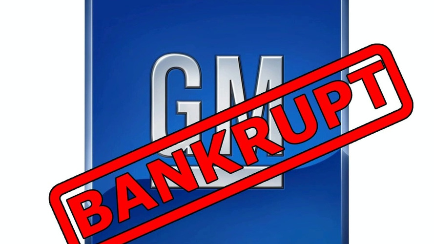 GM Bankruptcy Could Be the Best Solution