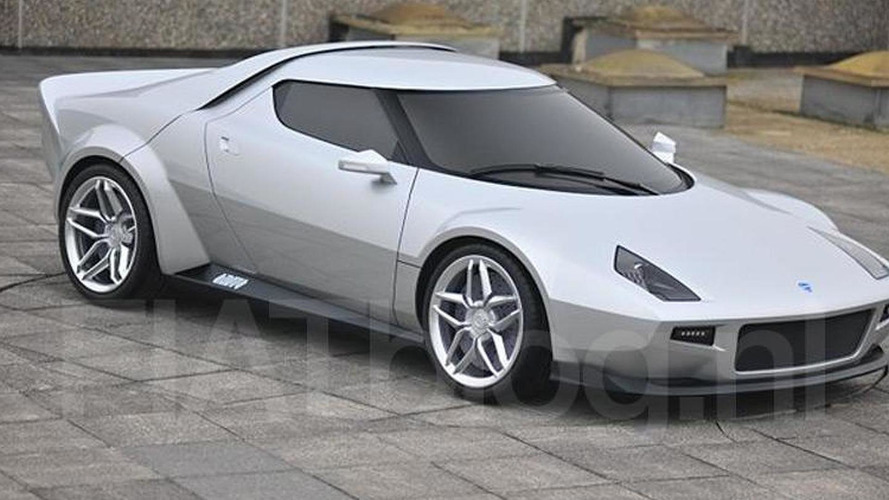 Lancia Stratos revival further details and photos surface