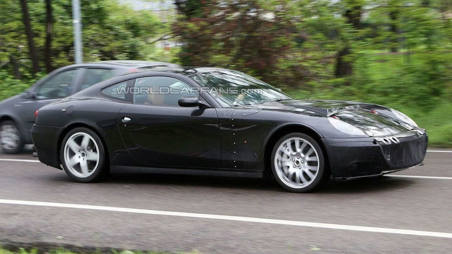2012 Ferrari 612 Mule First Spy Photos - Next gen or hybrid?