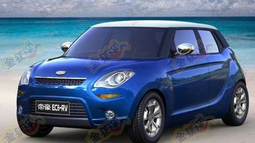 Did Geely clone the MINI?