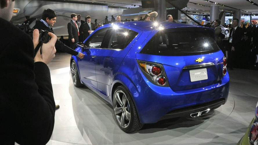 Chevrolet Aveo RS Live in Detroit [Video]