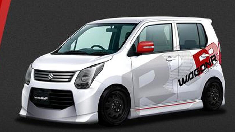 Suzuki announces two new concepts for the Tokyo Auto Salon 2013