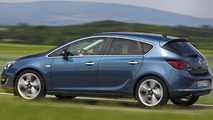 Opel Astra with 1.6-liter SIDI Turbo gasoline engine 16.05.2013