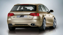 New Audi A4 Avant by Abt - the abt AS4